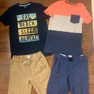 Boys old navy size XL outfit lot